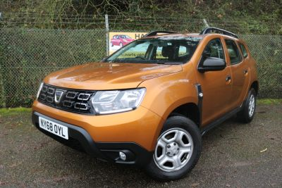 Dacia Duster 1.6 Essential SCE 2WD Petrol In Desert Orange Hatchback Petrol DesertorangeDacia Duster 1.6 Essential SCE 2WD Petrol In Desert Orange Hatchback Petrol Desertorange at Hamilton Garage Sidmouth