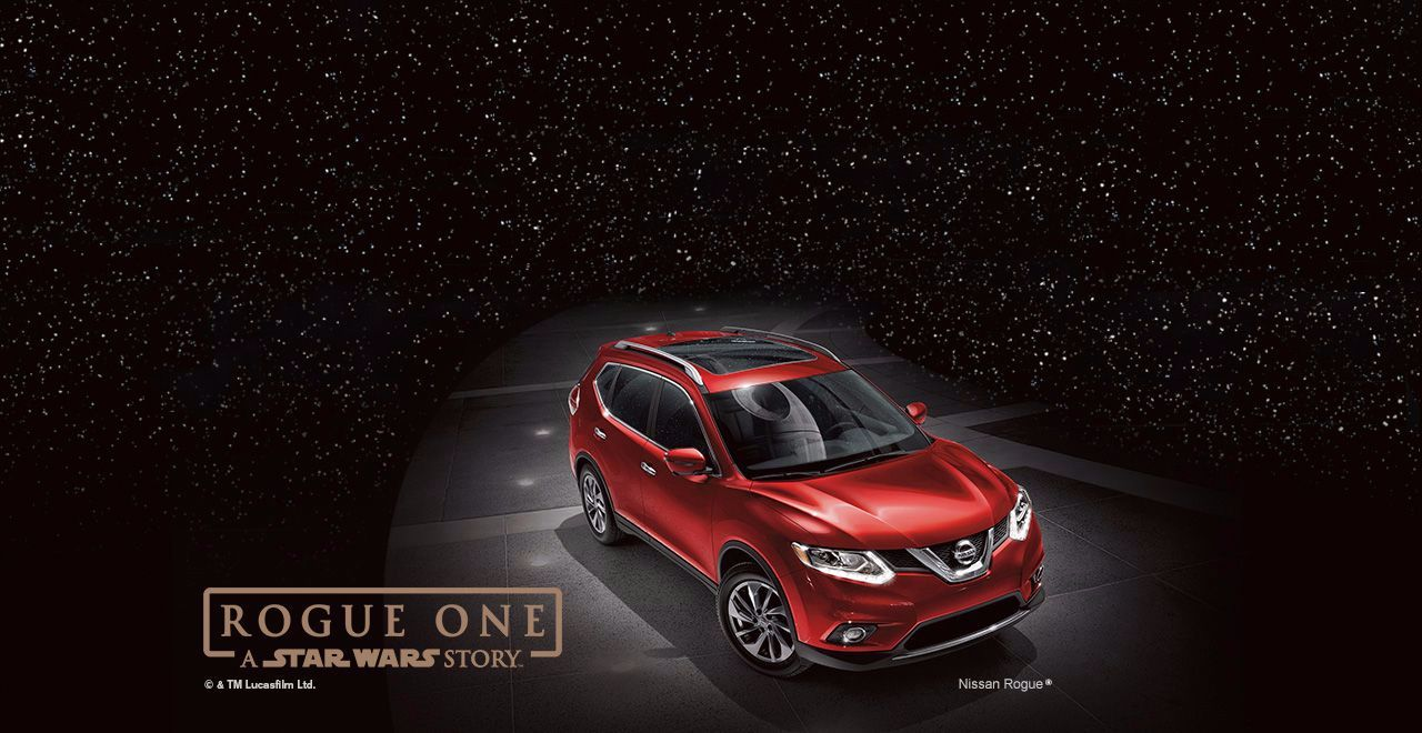 NISSAN USA AND LUCASFILM TEAM UP FOR A STAR WARS STORY