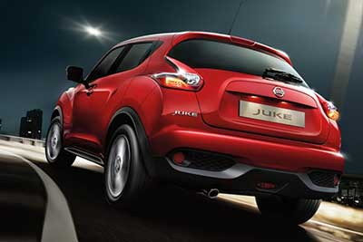 Nissan Juke - Fun, Fierce Design