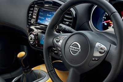 Nissan Juke - Premium Durable Interior