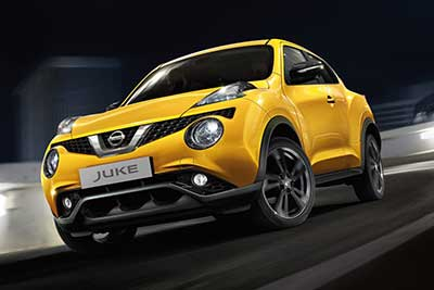 Nissan Juke - Five-Door Convenience