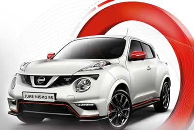 Nissan Juke - Nismo RS Performance