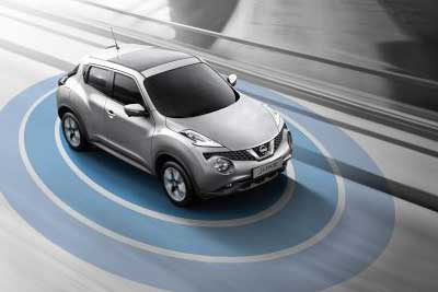 Nissan Juke - 5-Star Safety
