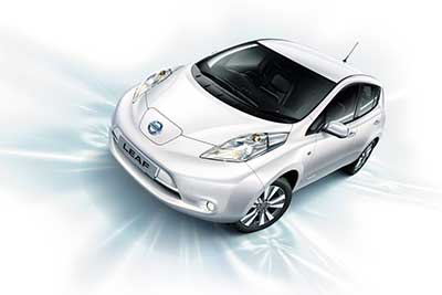 Nissan Leaf - Electric Style
