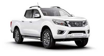Nissan Navara - Available In Alabaster White