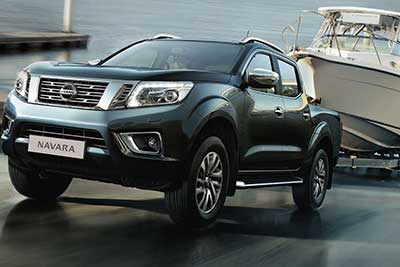 Nissan Navara - ECONOMIC AND AFFORDABLE
