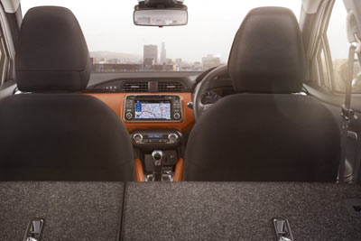 Nissan New Micra - Compact