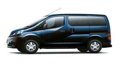 Nissan Nv200 Combi - Available In Cayman Blue