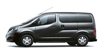 Nissan Nv200 Combi - Available In Metallic Black