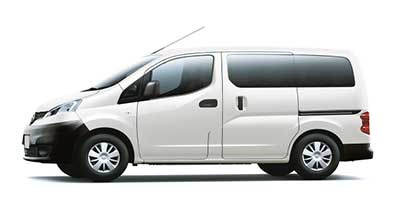 Nissan Nv200 Combi - Available In Pearl White