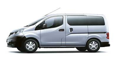 Nissan Nv200 Combi - Available In Starburst Silver