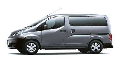 Nissan Nv200 Combi - Available In Twilight Grey